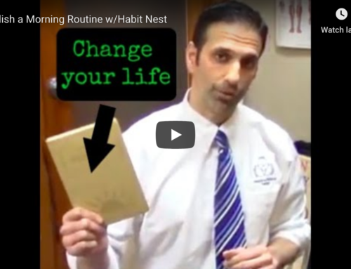 Do you have a morning routine? Establish one today with help from Habit Nest