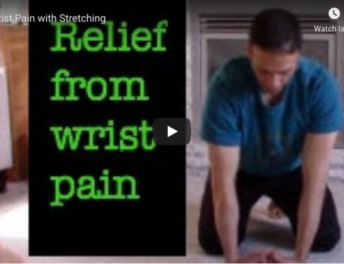 Fix your Wrist Pain with Stretching!