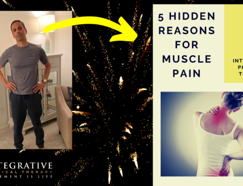 5 Hidden reasons for chronic back, shoulder, and hip pain