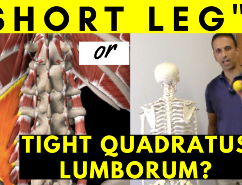 Do you REALLY have a short leg or just tight muscles?